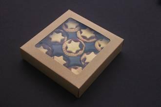 9 Mince Tart Box + Insert - LIMITED STOCK