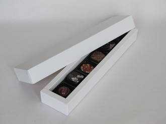 Card box - Card lid and insert
