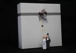 Wedding cake box with lid
