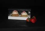 Double Cupcake PVC Box