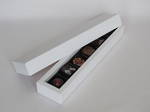 6 Piece Chocolate Box Card Base & Lid+ Insert